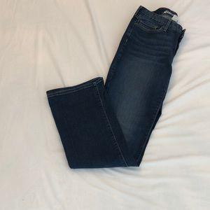Medium wash Eddie Bauer jeans
